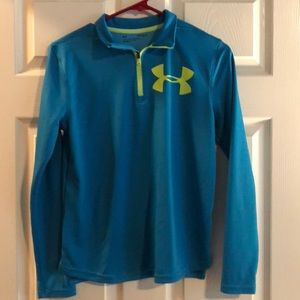 Under Armour Shirts & Tops - Under Armour half zip